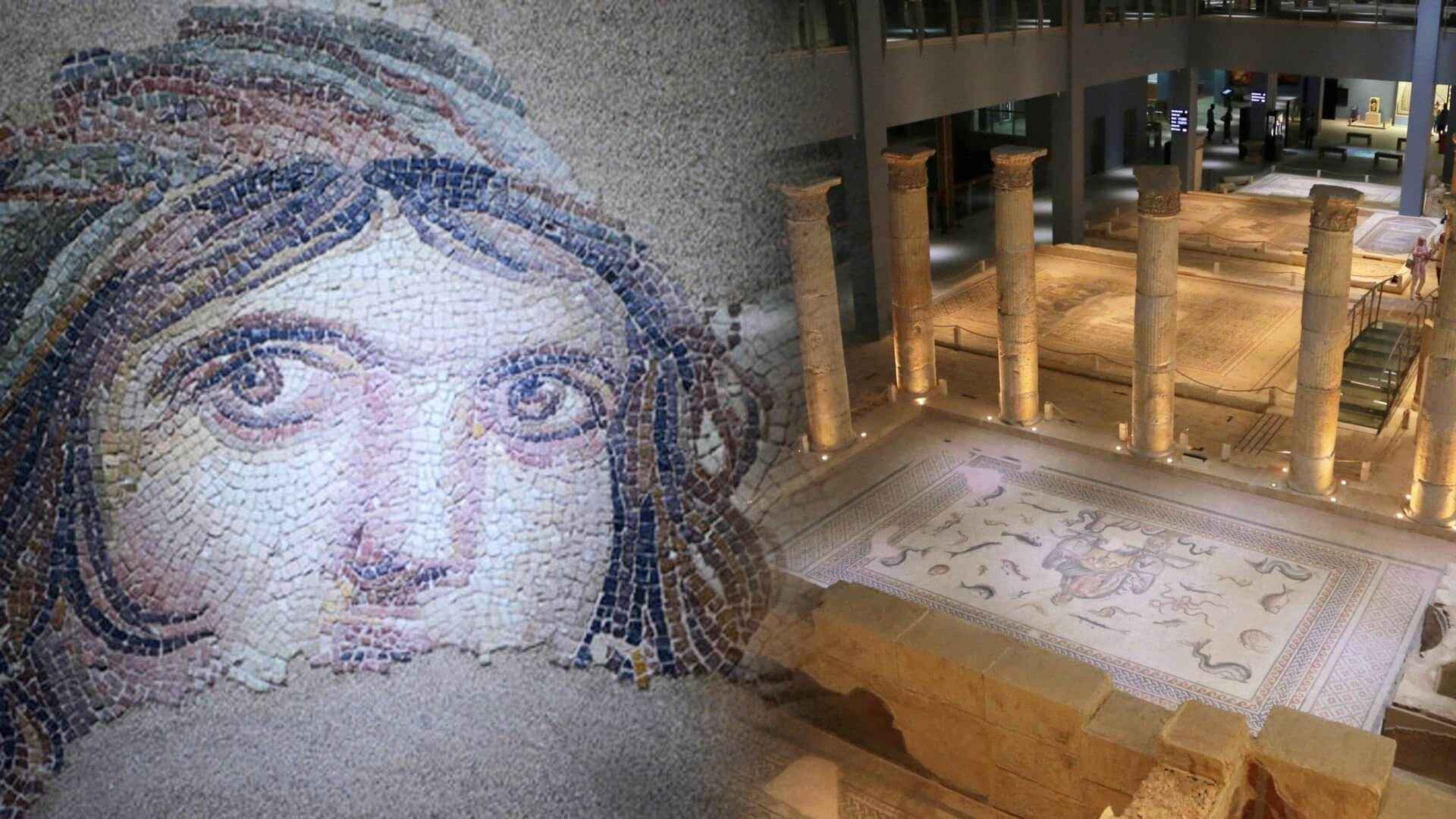 gaziantep-mozaik-muzesi-cingene-kizi