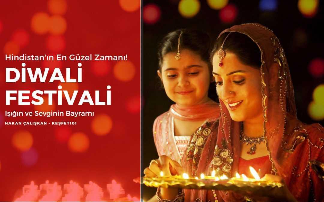 Diwali Festivali – Işığın ve Sevginin Bayramı